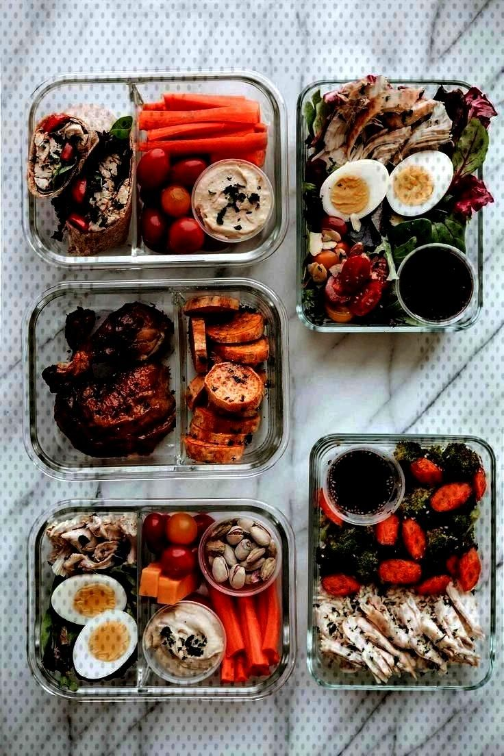 meals to prepare with 1 roast chicken. Healthy lunches that ... -  5 simple meals to prepare with 1