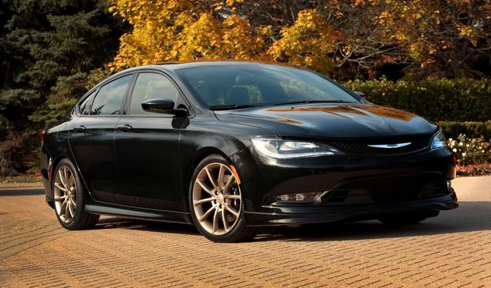Chrysler 200s Mopar Model Chrysler 200s