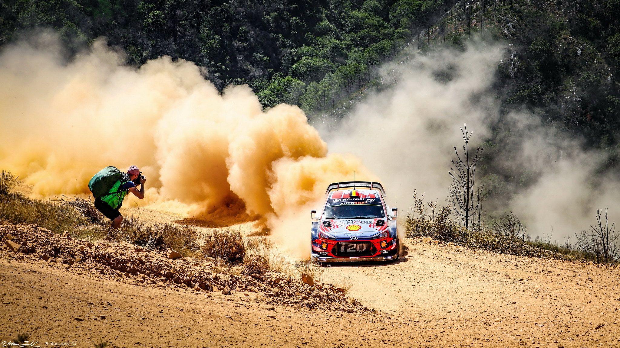 Thierry Neuville Hyundai i20 Coupé WRC WRC Rally de