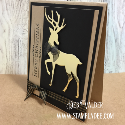 Frohe Weihnachten Dashing Deer mit Deb Valder   – Dashing Deer Cards
