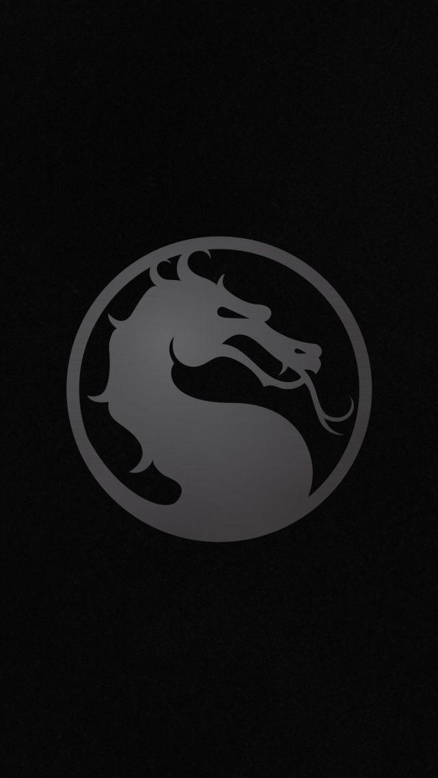 Download Free Hd Wallpaper From Above Link Logo Mortalkombat Xlogo Games Dragon Grey In 2020 Mortal Kombat X Wallpapers Mortal Kombat X Scorpion Mortal Kombat