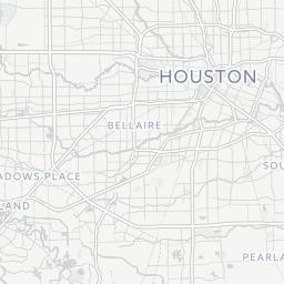 Houston, Texas (TX) Zip Code Map - Locations, Demographics - list of ...
