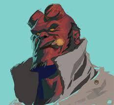 Resultado de imagen para hellboy