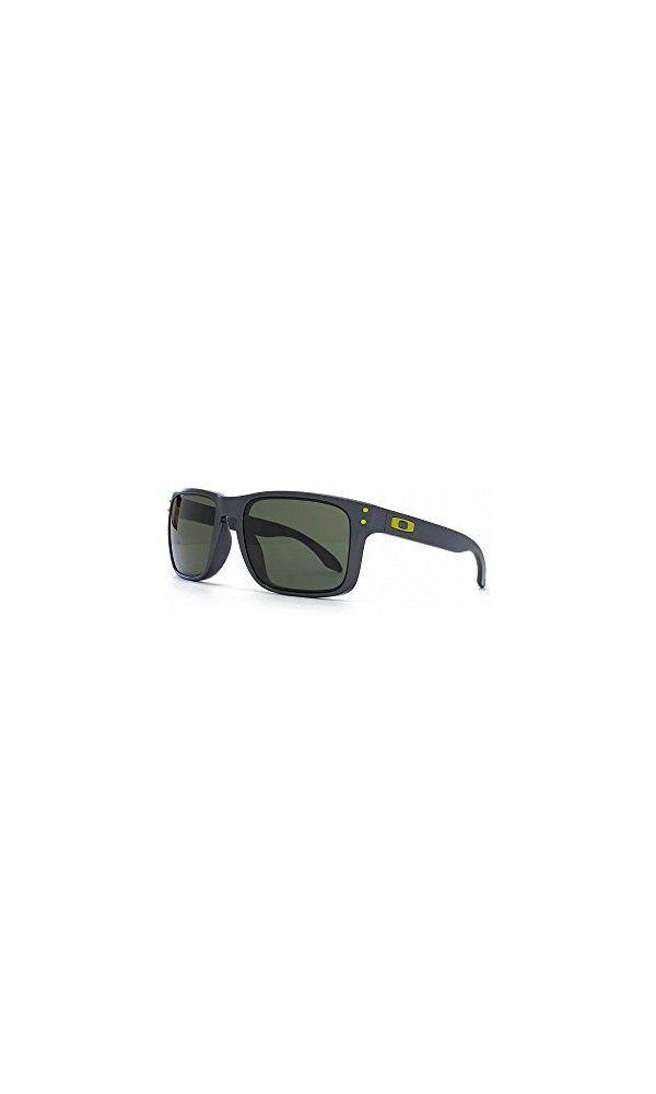 120$ - Oakley Holbrook Sunglasses, Steel Frame/Dark Grey Lens, One ...
