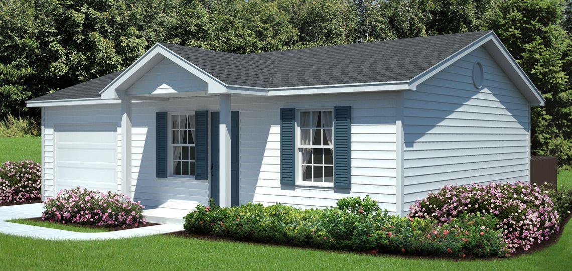 Elkview Ranch House Plans