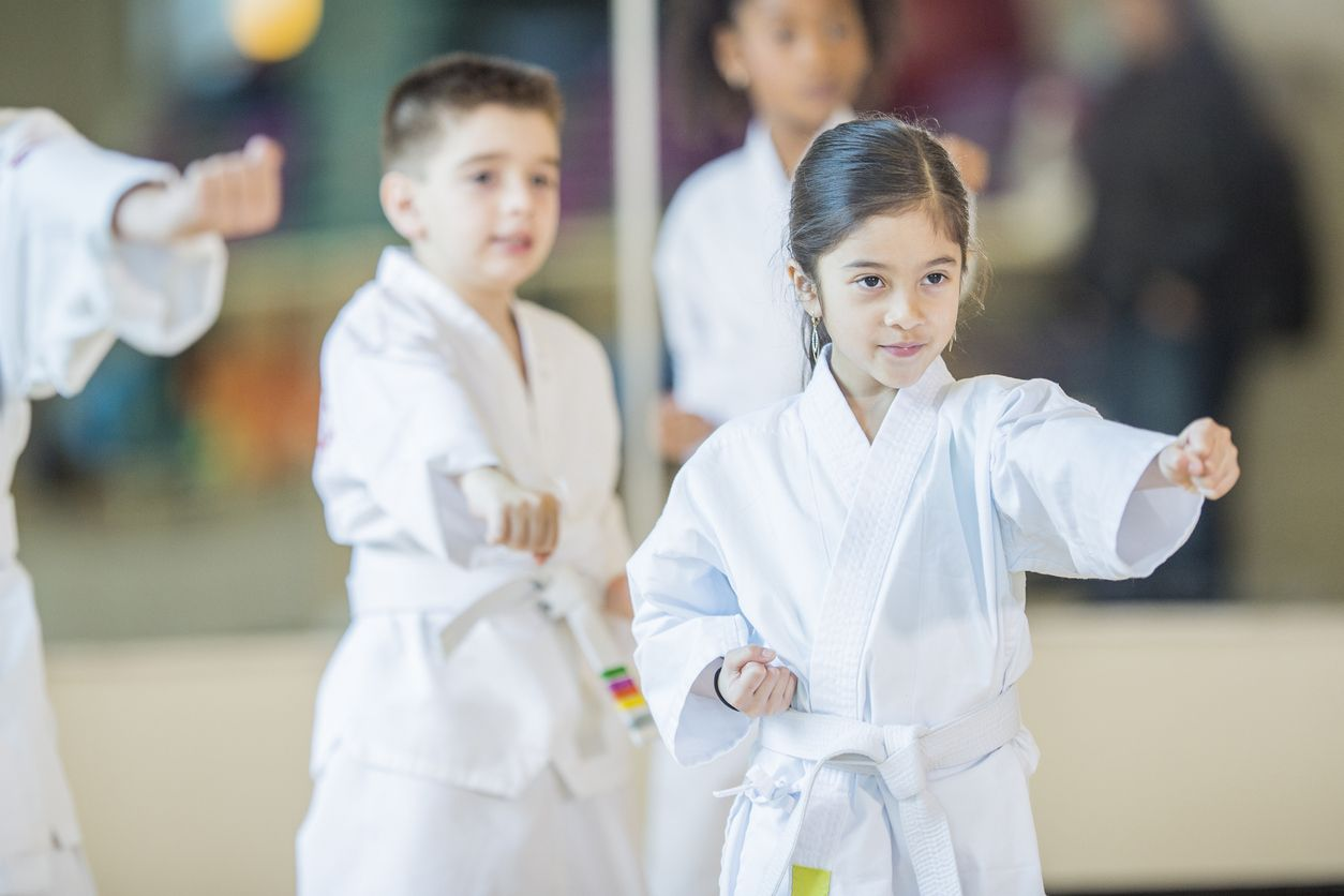 Enroll today karate classes for beginners between ages of