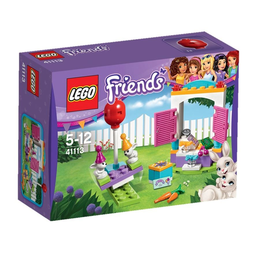 LEGO Friends Party Gift Shop 41113 | LEGO Friends | Pinterest | Lego ...
