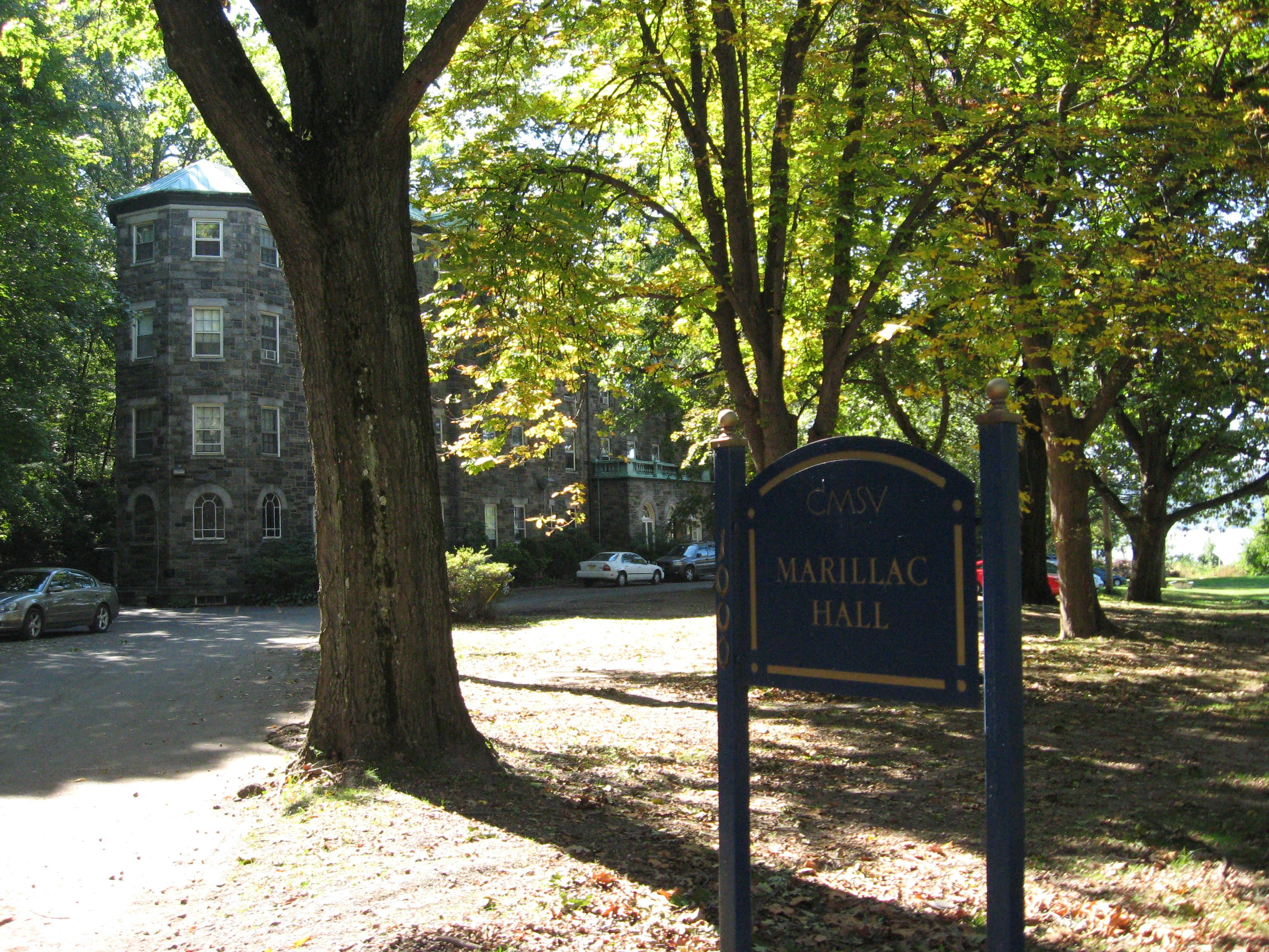 I Thought I was Alone: Marillac Hall, Part 2
