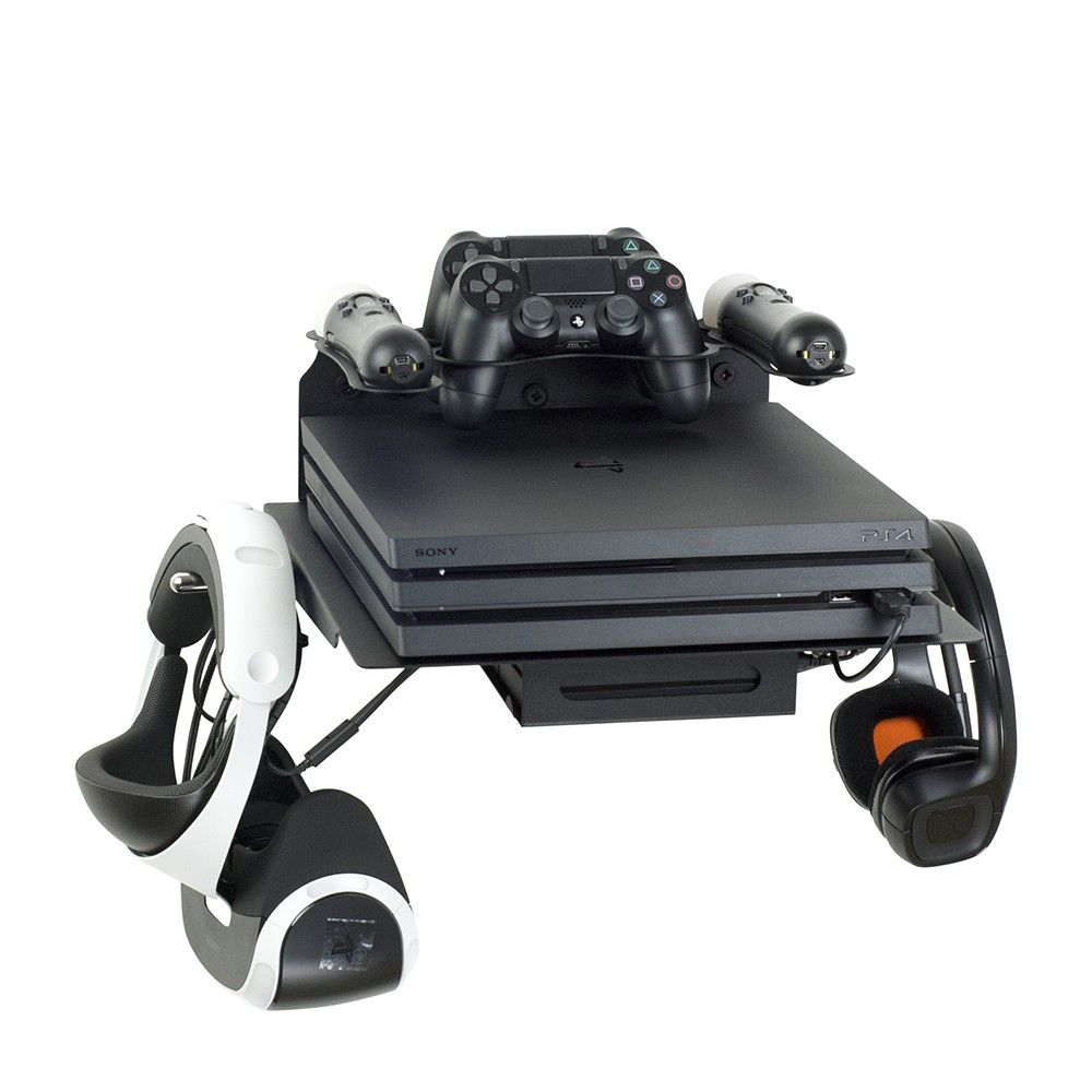 The Perfect Mount For Your Videogame Passion Borangame Horizontal Game Mount For Ps4 And Vr