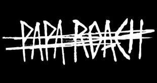 Papa Roach 2017 Logo Papa Roach Metal Band Logos Band Stickers