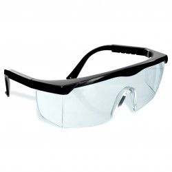 Rugged Blue Sidewinder Safety Glasses