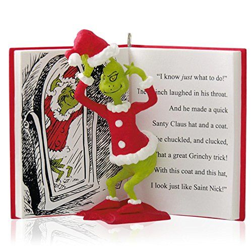 The Grinch In Disguise - Dr Seuss\u0027s How The Grinch Stole Christmas