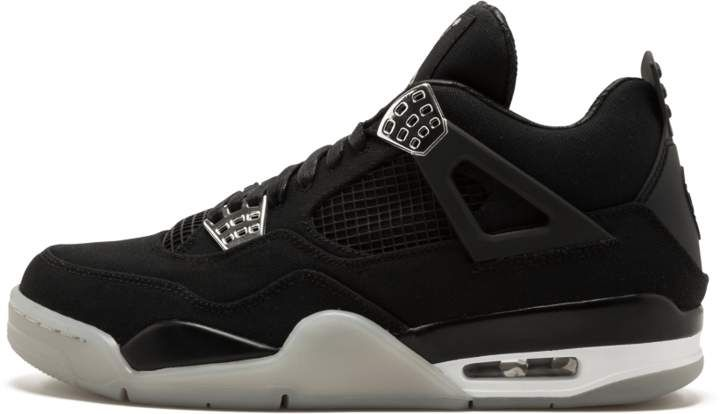a58f9e4761bf28 Air Jordan 4 Retro Black Chrome  EMINEM x Carhartt  in 2019 ...