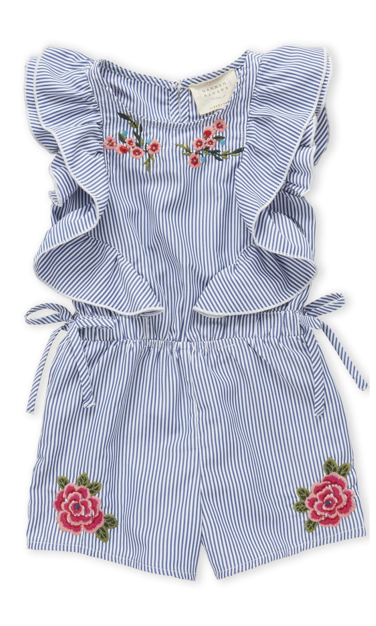 7d6e328b3 pretty embroidered romper  toddler  summer  affiliate