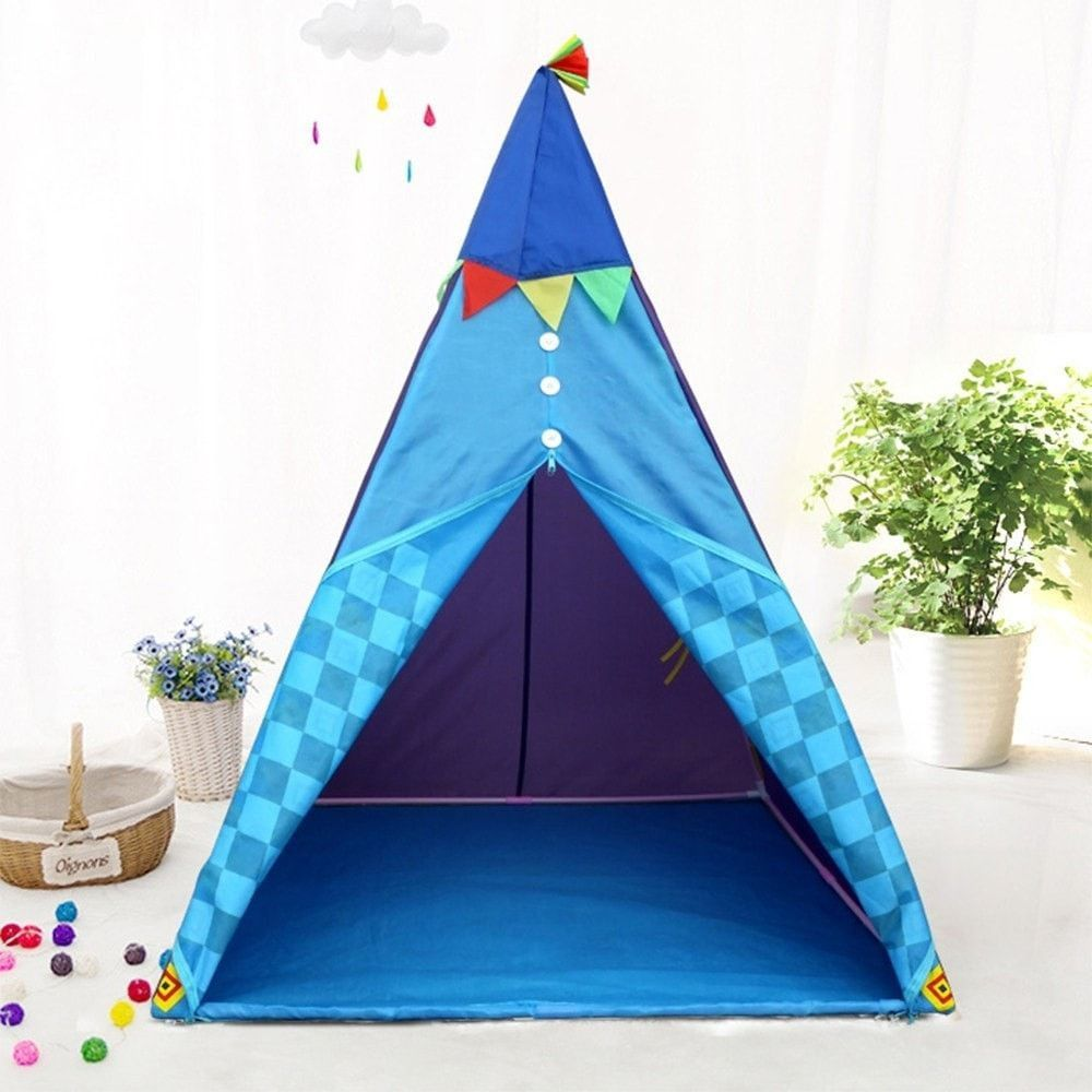 Cheap toy teepee Buy Quality kids indoor games directly from China indoor tents for kids Suppliers Safety Children Indian Toy Teepee Portable Playhouse ...  sc 1 st  Pinterest & Circus Portable Playhouse Tent   Indoor Playhouses   Pinterest ...