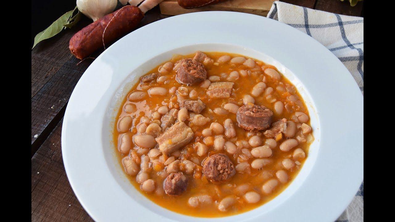 Potaje De Alubias Con Chorizo Alubias Con Chorizo Potaje De Alubias Alubias
