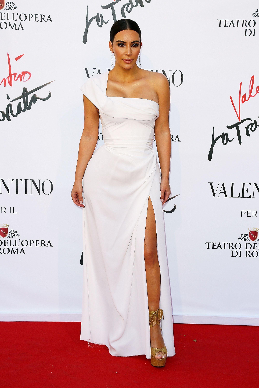 @toingry Kim Kardashian - La Traviata Premiere at Teatro Dell'Opera in Rome 22 May 2016