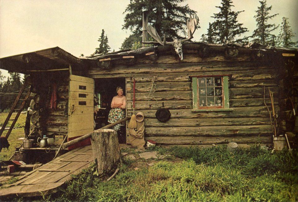 cabina remota alaska alaska pinterest alaska cabina