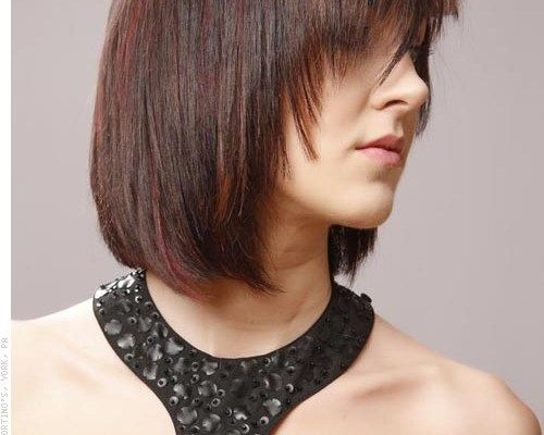Short Razor Cut Hairstyle Angle In 2018 Short Hairstyles