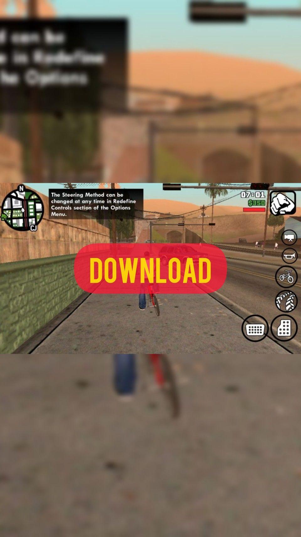 تحميل Gta San Andreas آخر نسخة مهكرة مجانا للاندرويد Download Gta San Andreas Mod For Android Best Games San Andreas Highway Signs