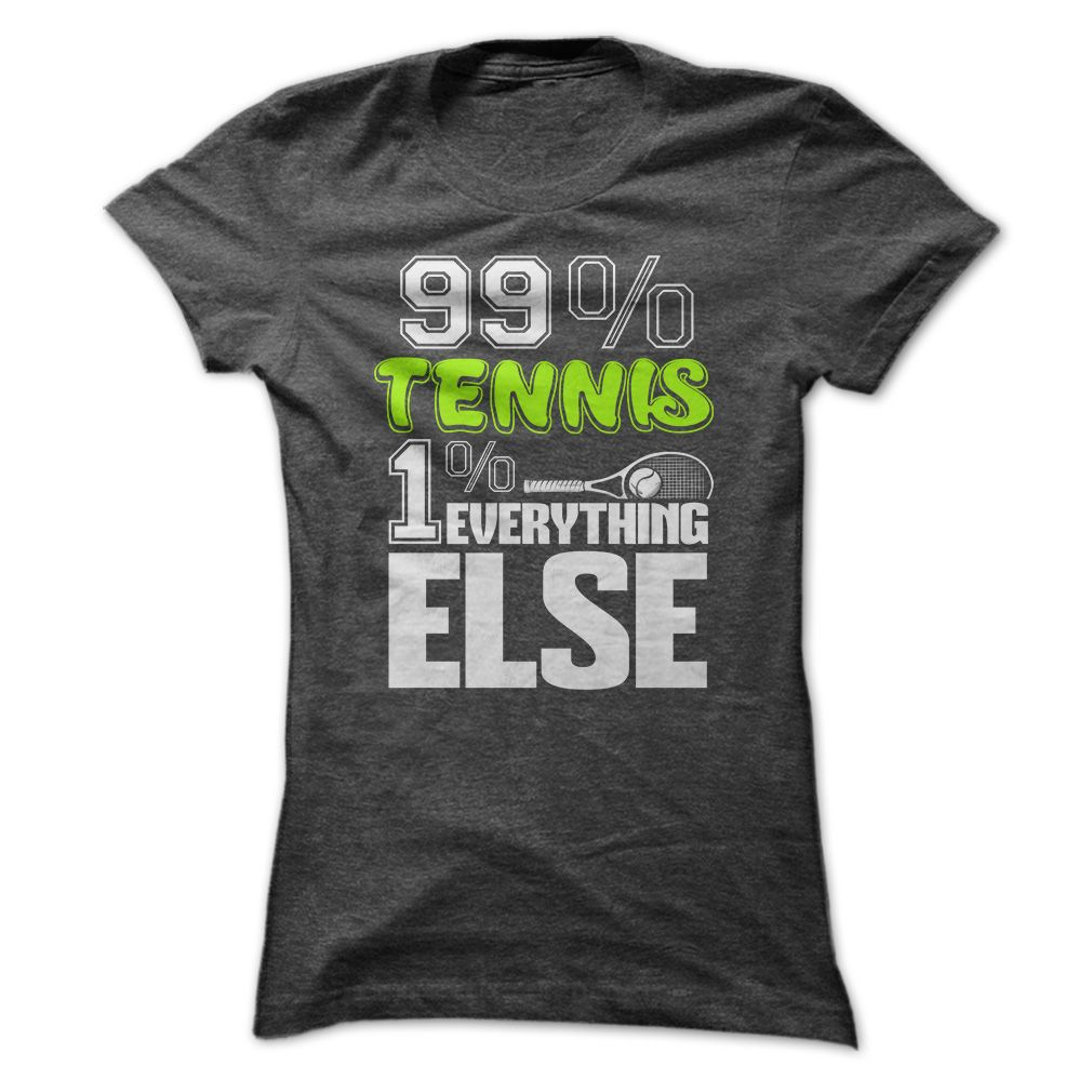 Tennis is all personalised hobbies tshirts and hoodies