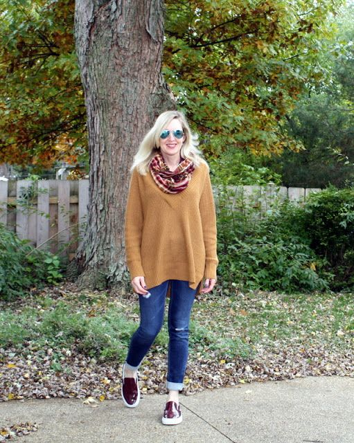 Casual Thanksgiving Outfit & TFF Linkup