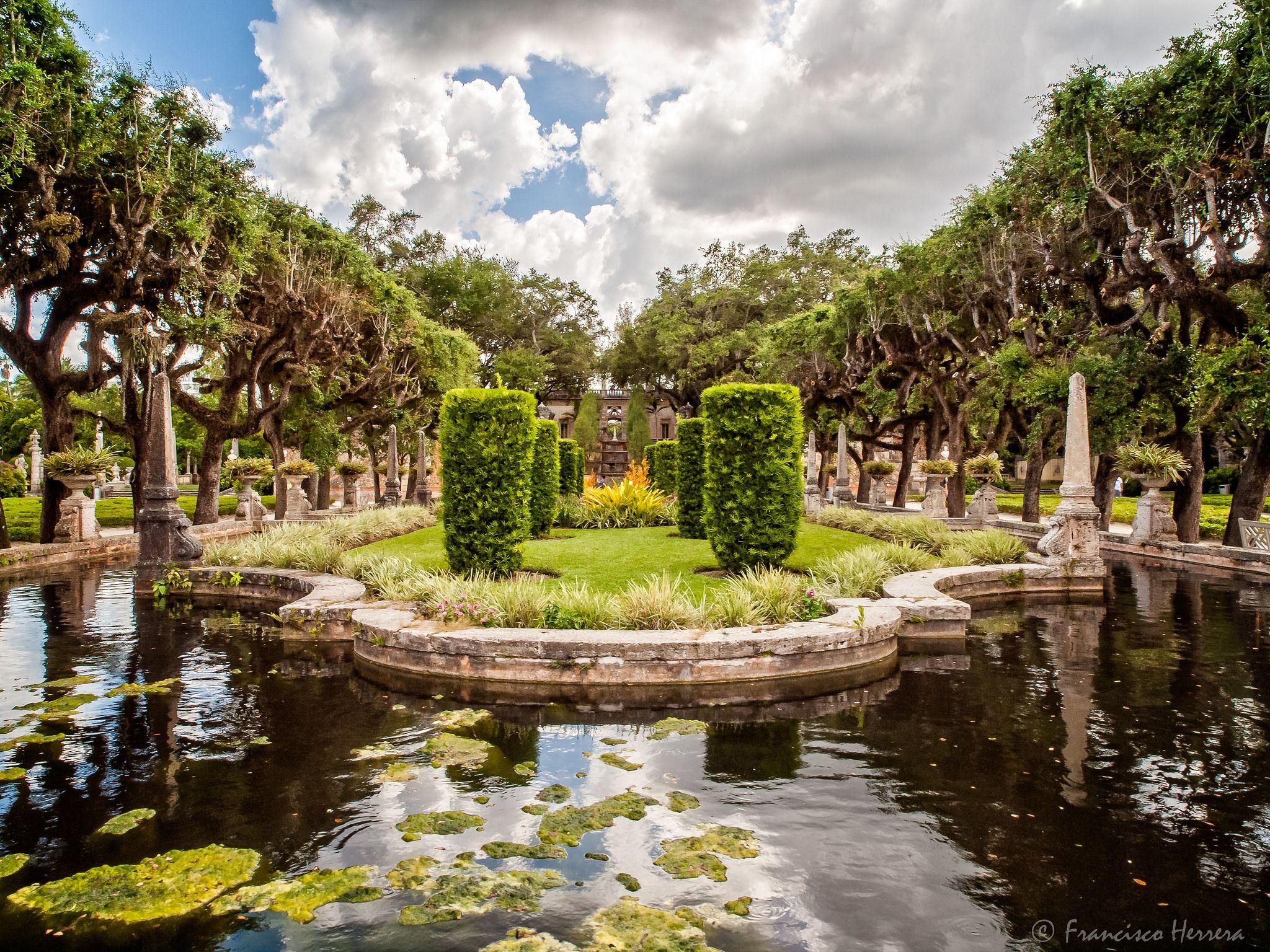 Vizcaya Museum & Gardens   Museums