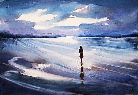 BluOltremare: Cielo e mare / Sky and sea