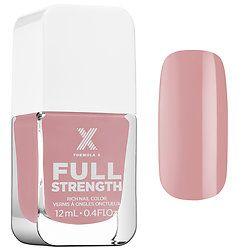 Formula X Full Strength   Treatment Nail Polish, Color Corner Office    Sun Kissed
