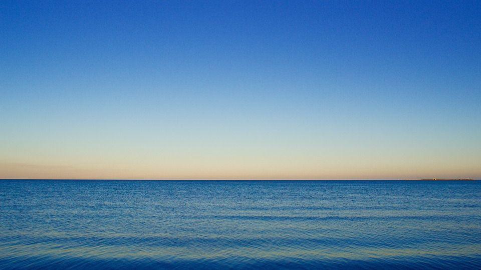Imagem gratis no Pixabay - Horizonte, Mar, Blue, Água | Paisagem ...