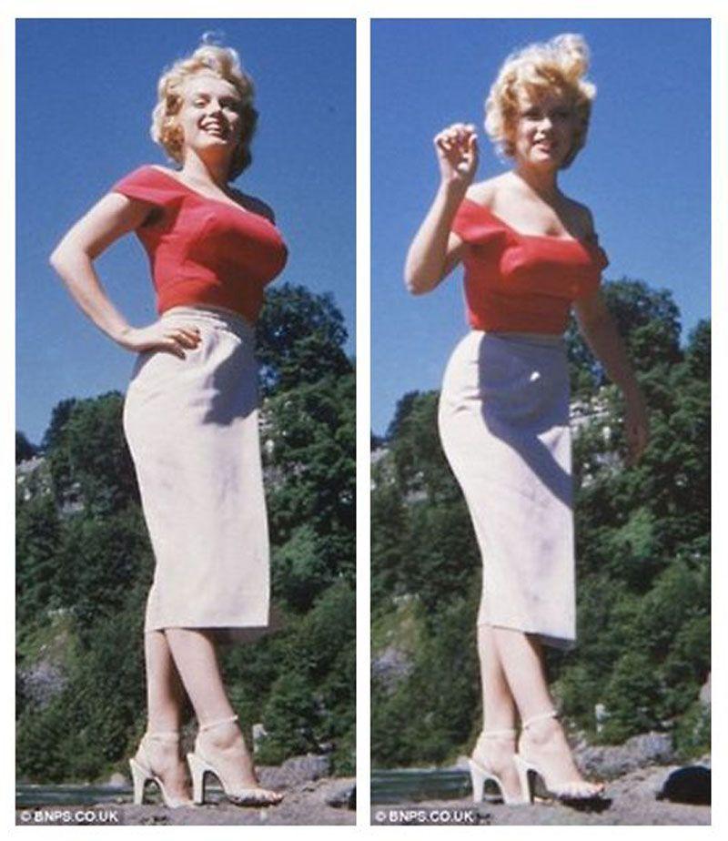 36ba063df9043e Marilyn Monroe | Marilyn in color