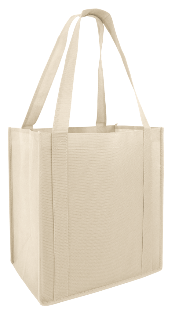 100gm Non Woven Reusable Stand Up Shopping Tote Bags Gn45 Non