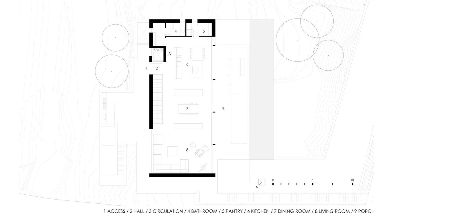 Gallery Of Oslo House Ramon Esteve Estudio 21 How To Plan Floor Plans Oslo