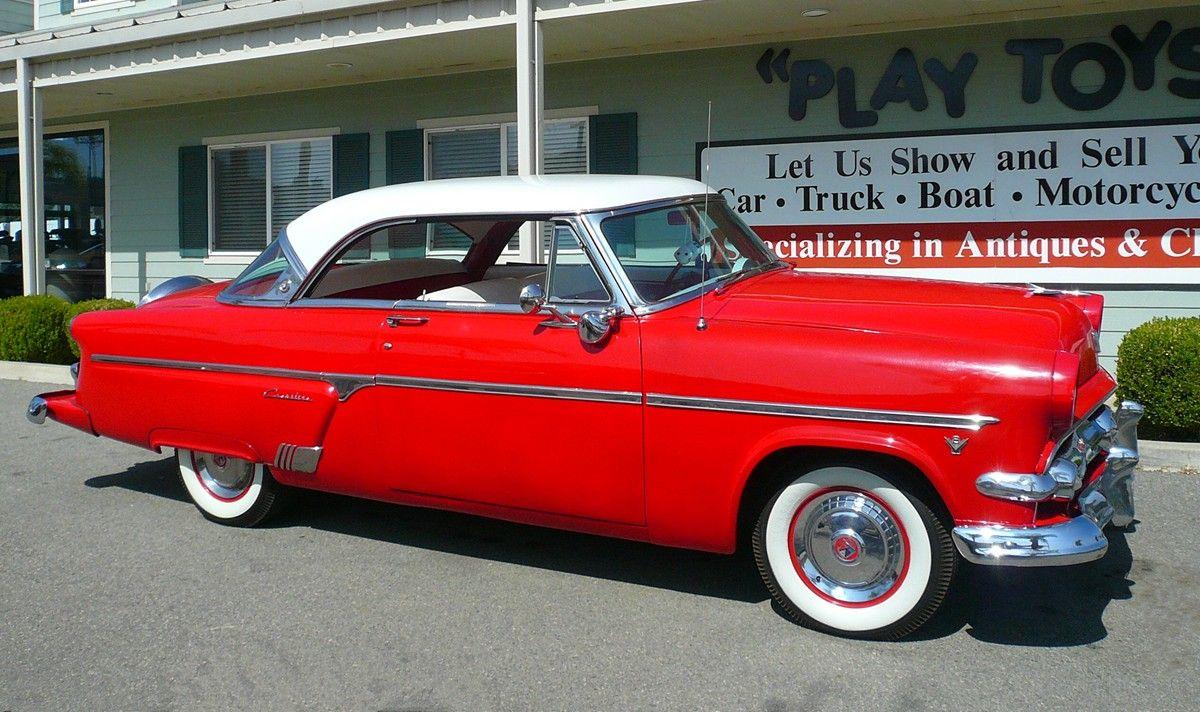 1954 ford crestline victoria 2 door hardtop re pin for 1953 ford crestline victoria 2 door hardtop
