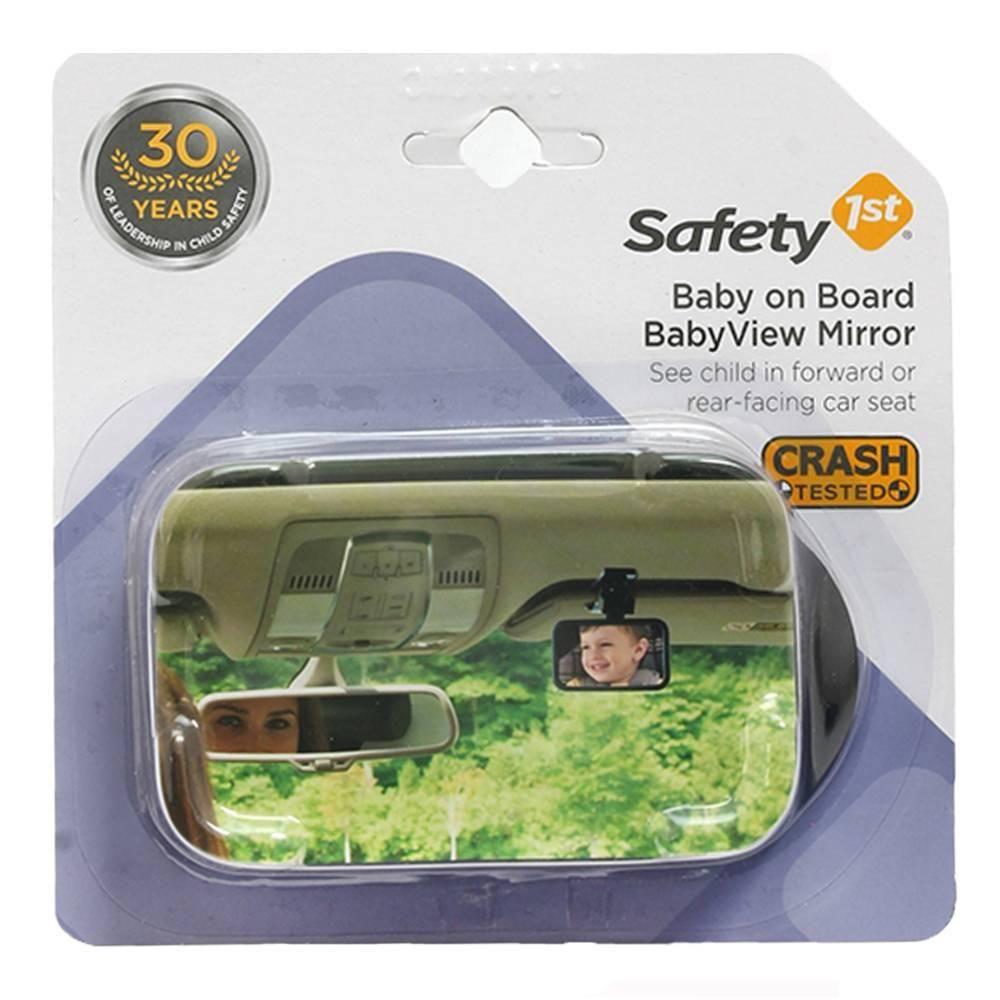 Espejo Retrovisor Safety 1st   Para bebes, Espejo y Bebe
