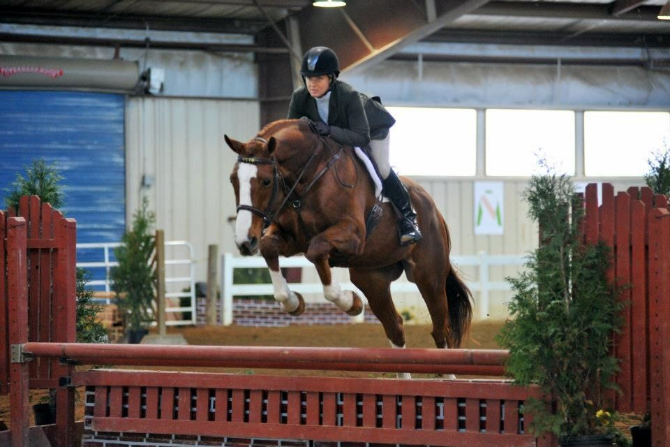 Jess Bowen using Bionic Classic Equine Gloves. www.thebionicstore.com