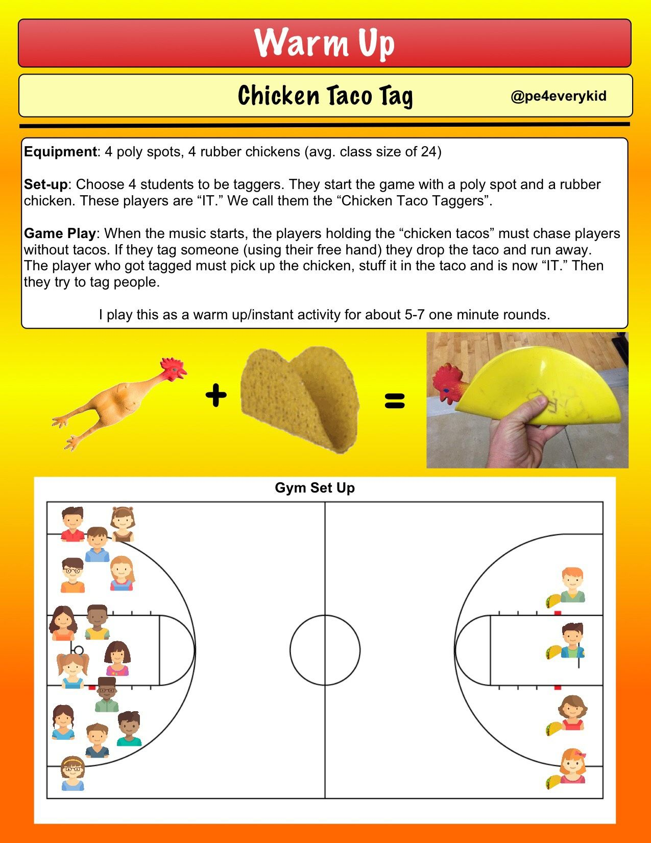 Jump rope stations | PE Jump Rope 3-5 | Online lesson