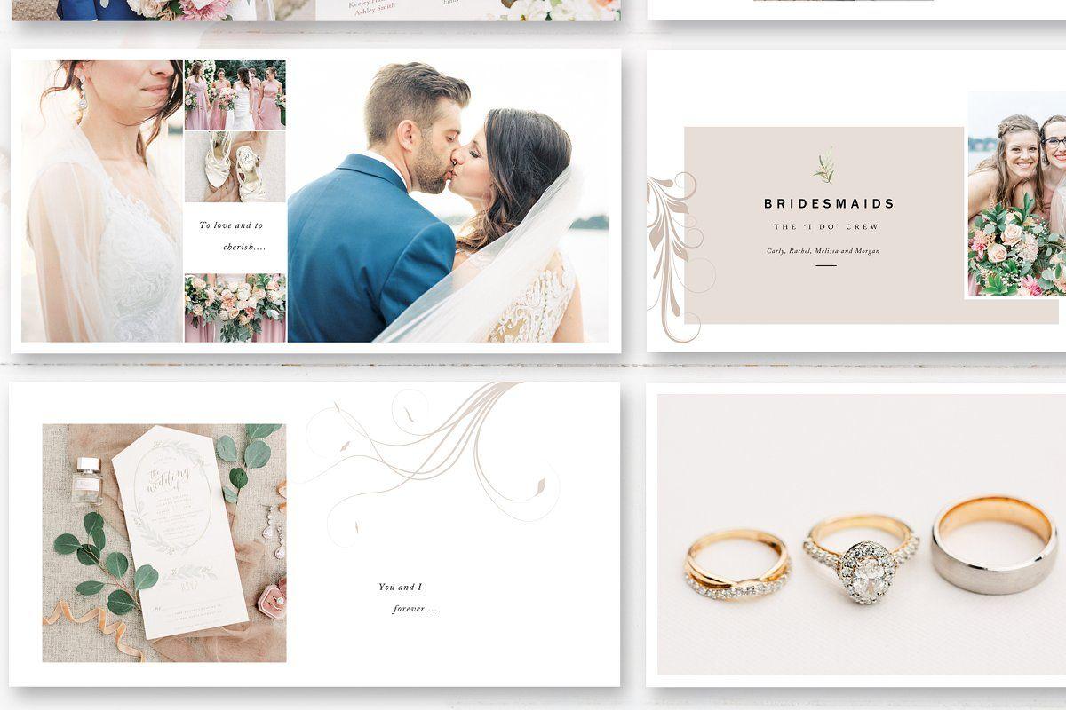Wedding Photo Album Template Wedding Photography Magazine Wedding Photo Albums Wedding Album Templates