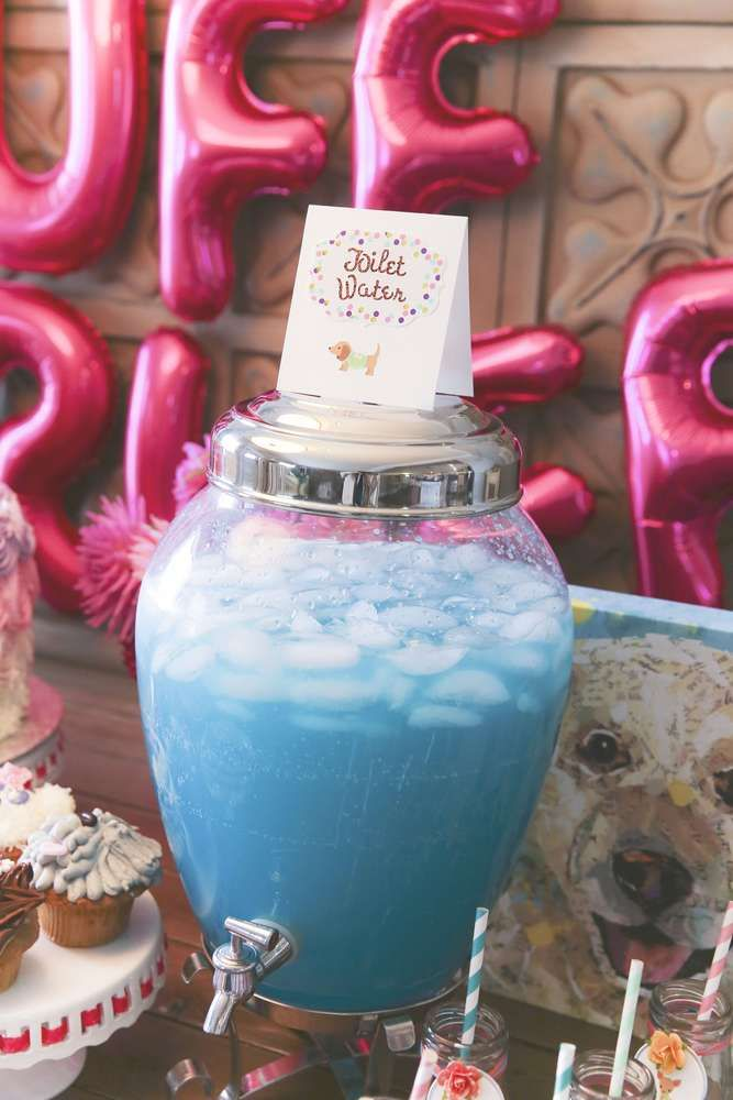 Dogs Puppies Birthday Party Ideas Girl Birthday Party
