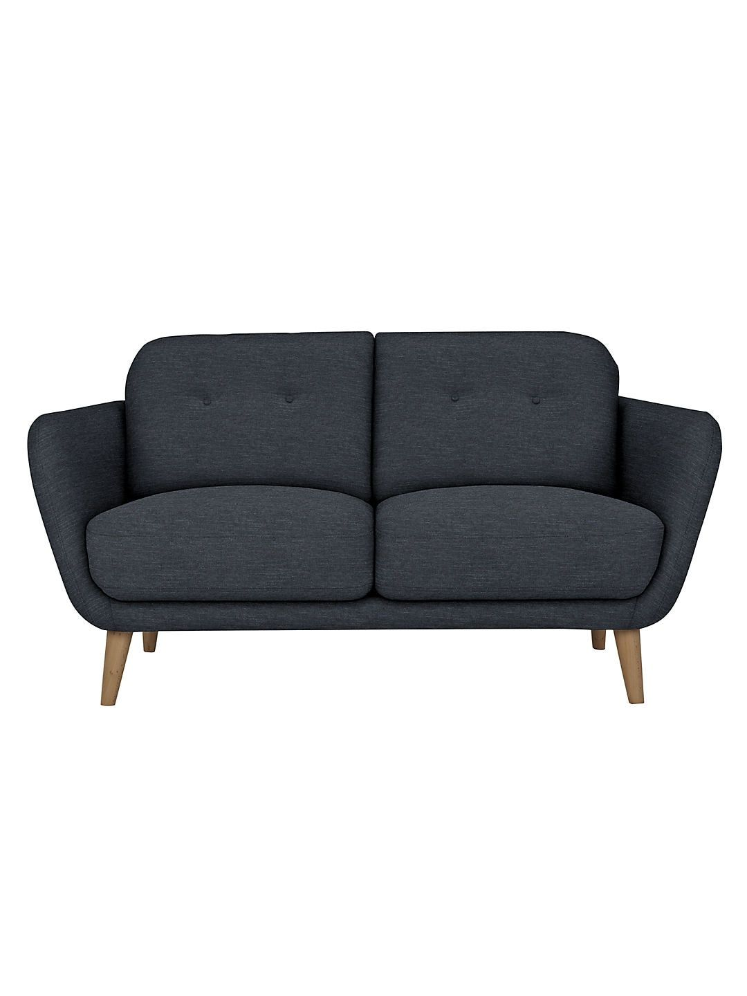 House By John Lewis Arlo Small 2 Seater Sofa Light Leg 2 Seater Sofa Seater Sofa Sofa