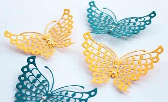 3D Butterfly Wall Art Paper Butterflies 3d by MyDreamDecors ...