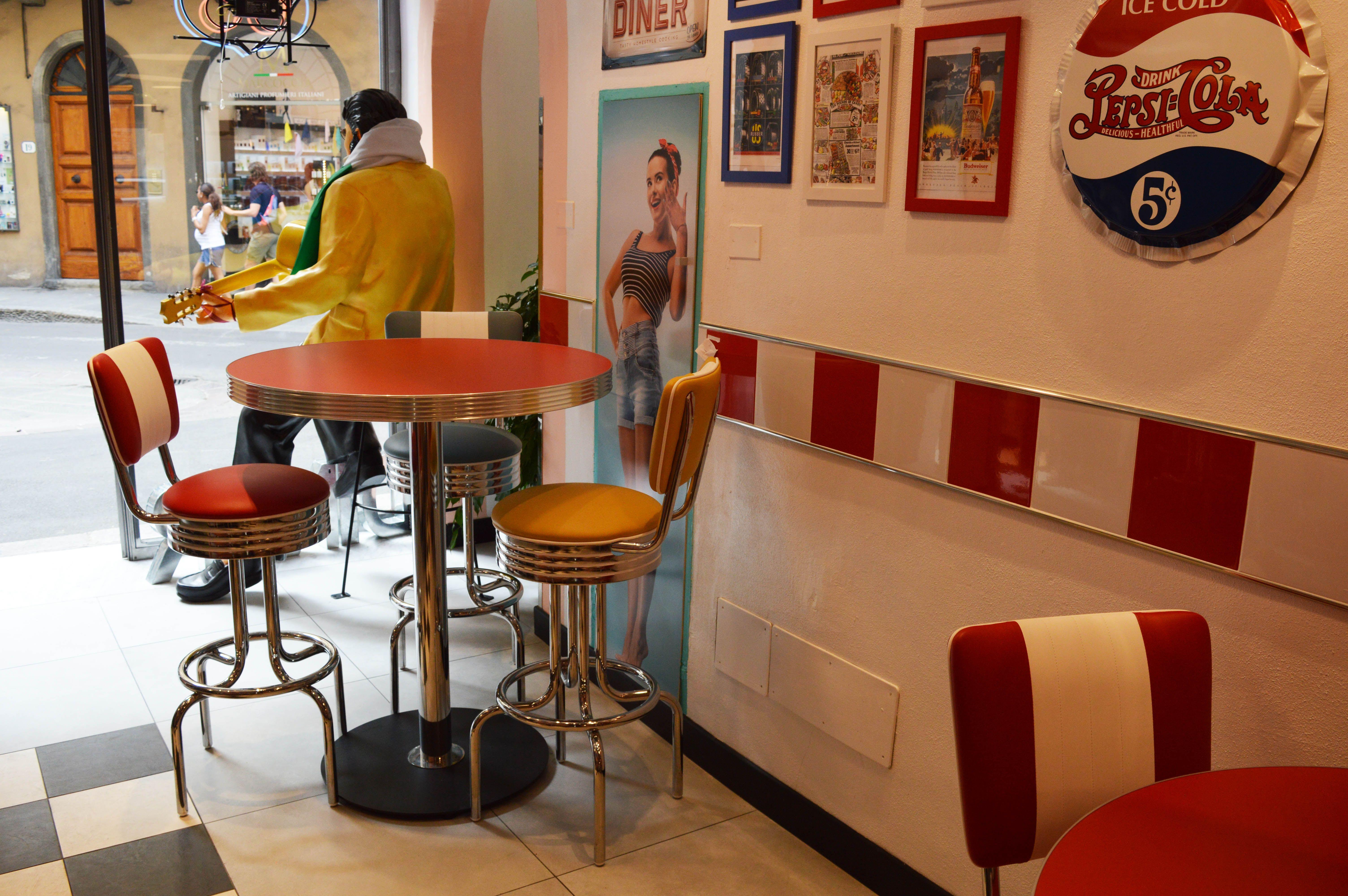 Arredamento Anni 50 Americano : Arredo vintage: arredamento american style per case e locali anni