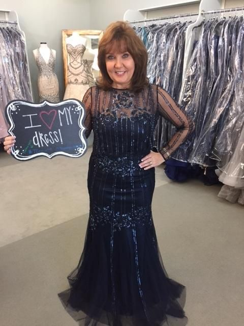 I Found My Dress Our Customers In Their Beautiful Dresses Mother Of The Bride Houston Tx T Carolyn Forma Dresses Mother Of The Bride Gown Big Size Dress