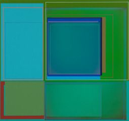 Green Space, 2012 by Patrick Wilson