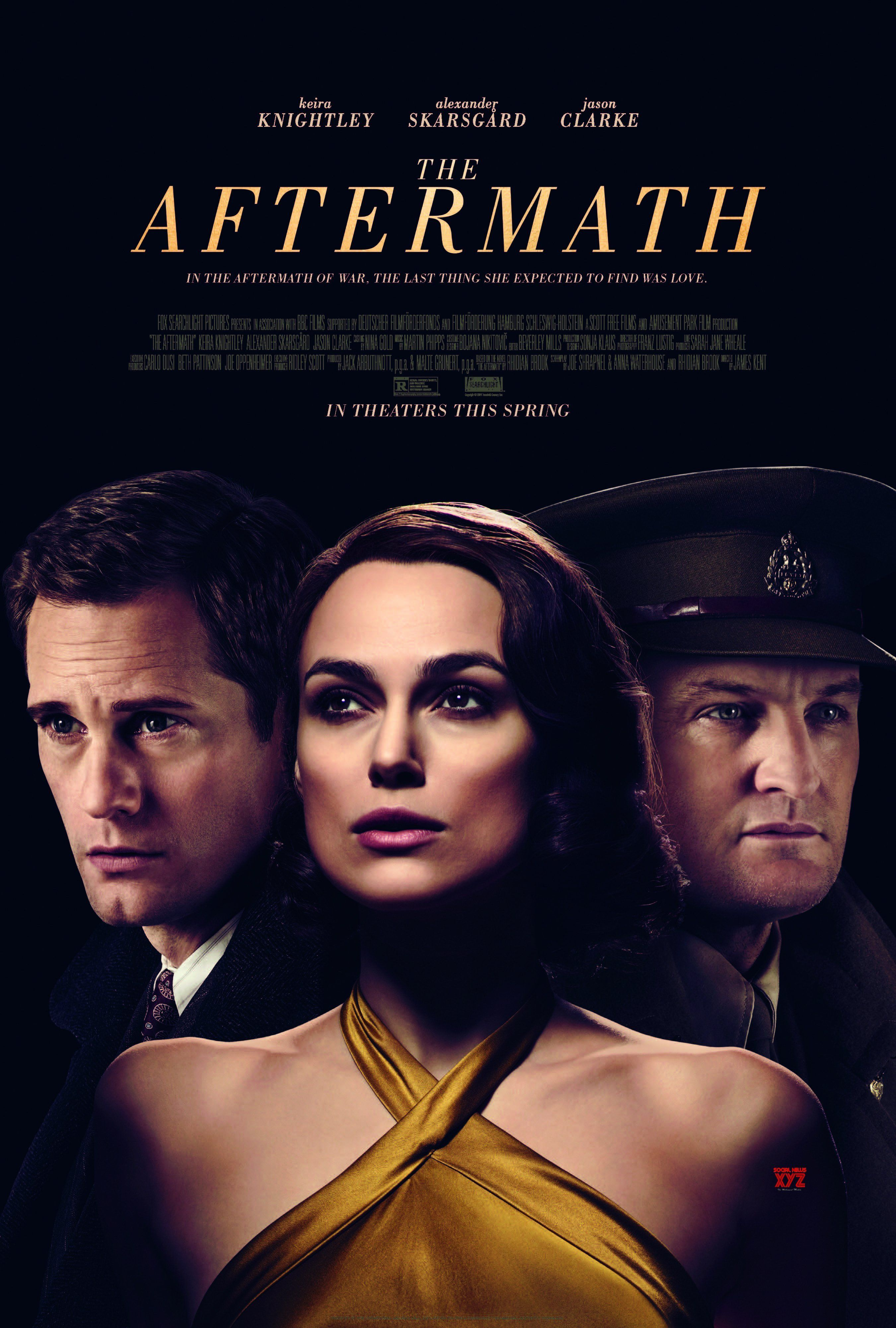 The Aftermath Movie Latest Hd Poster Social News Xyz Free Movies Online Full Movies Online Free Free Movies