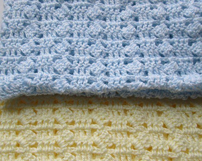 Crochet Afghan Pattern Easy Crochet Blanket Pattern Interlocking