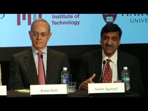 This is a long video, but a good one if you are at all interested in the new MIT-Harvard edX project.