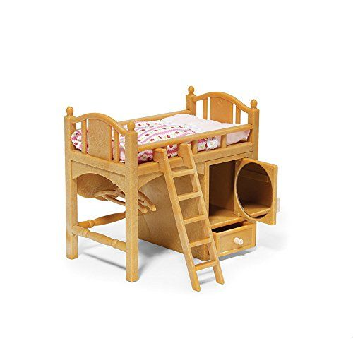 Today S Amazon Goldbox Calico Critters Loft Bed At July 25 2019