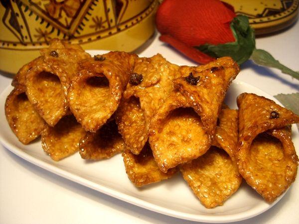 Recette gateau arabe miel avec photo