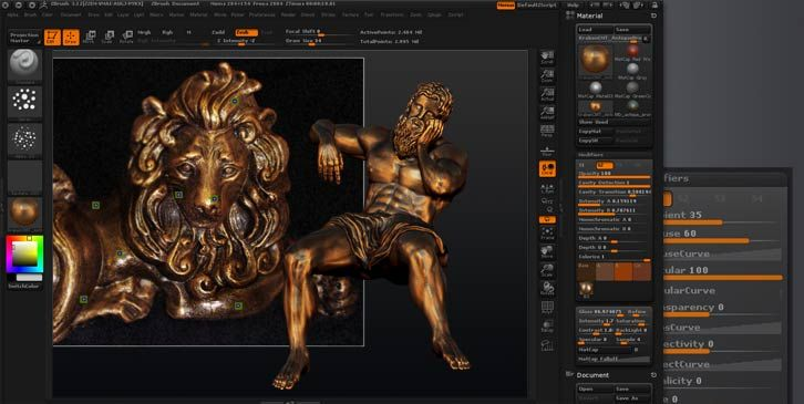 Pixologic ZBrush 4R8 2021.5 Crack + Full Version 2021 Download (Free)